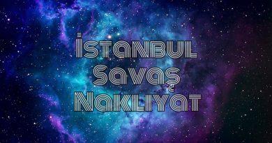 İstanbul Savaş Nakliyat-1